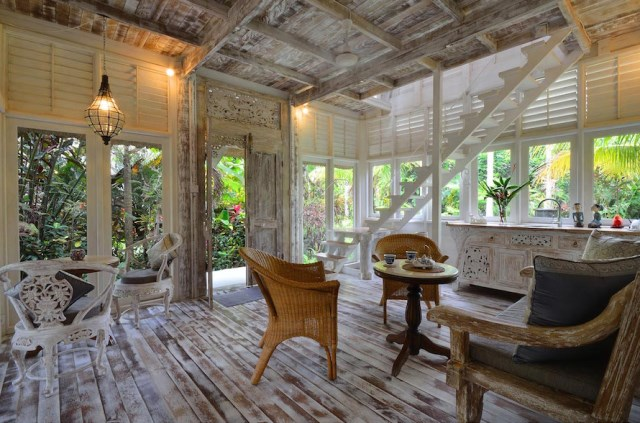 vacation home Cottage style ideas application of cafe (13)