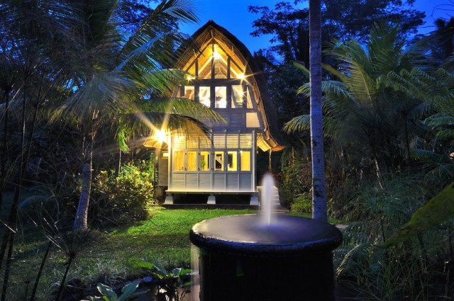 vacation home Cottage style ideas application of cafe (9)
