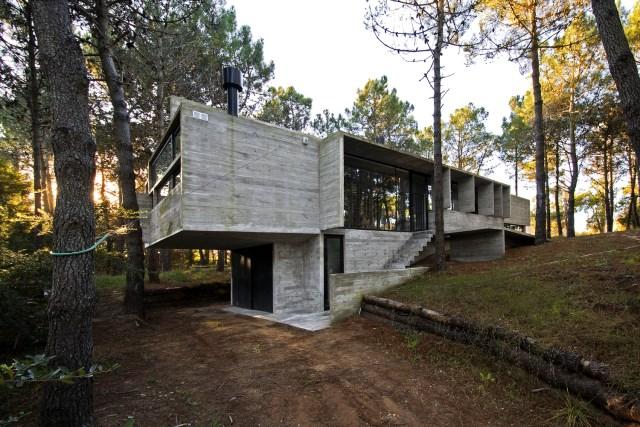 villa house Modern style on the hill (3)