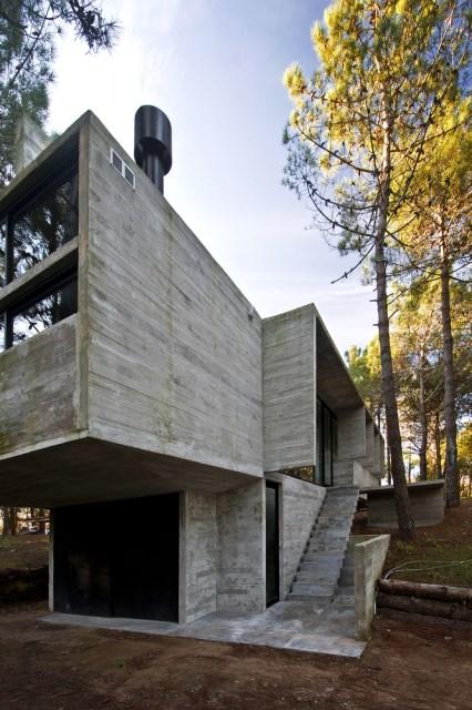 villa house Modern style on the hill (4)