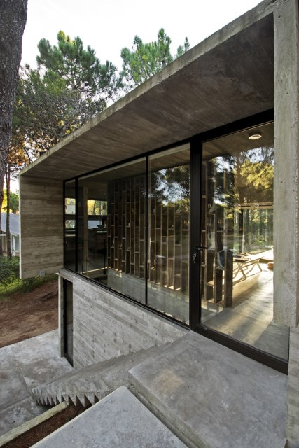 villa house Modern style on the hill (5)