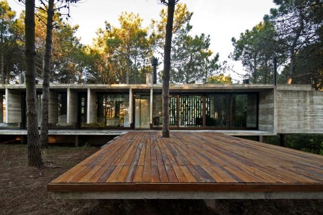 villa house Modern style on the hill (8)