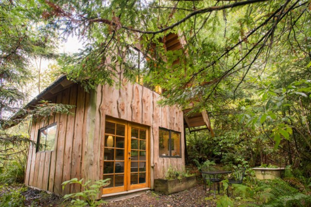 wooden Bunk Cottage House (10)