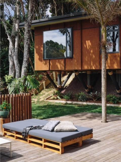 wooden Modern home loft style (1)