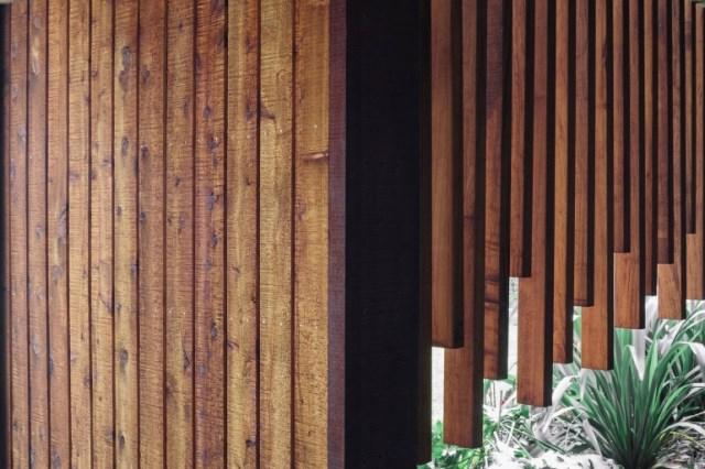 wooden Modern home loft style (11)