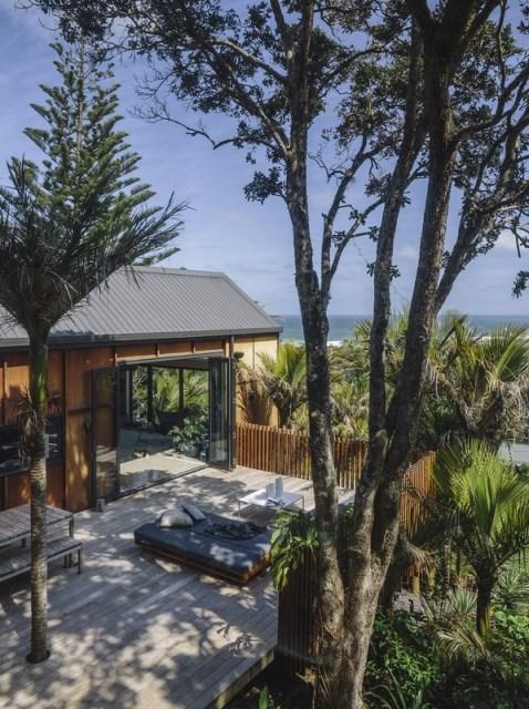wooden Modern home loft style (14)