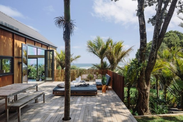 wooden Modern home loft style (19)