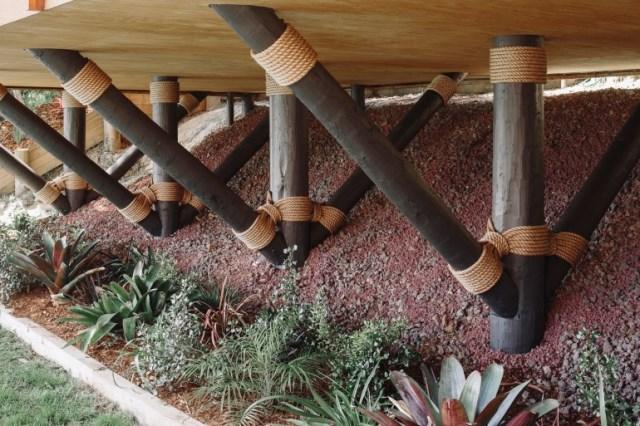 wooden Modern home loft style (3)