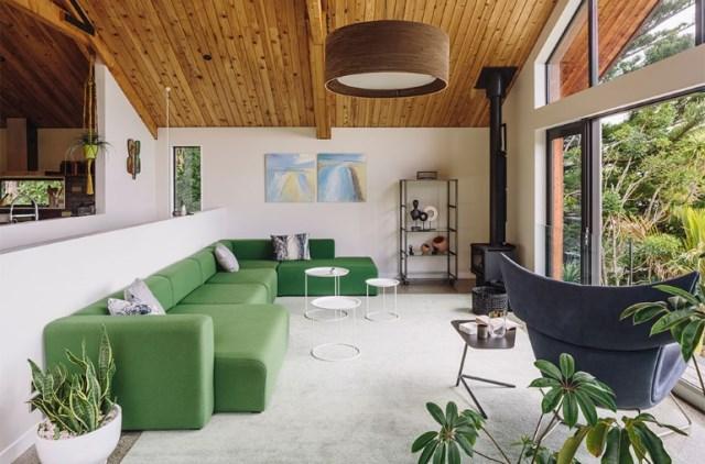 wooden Modern home loft style (8)