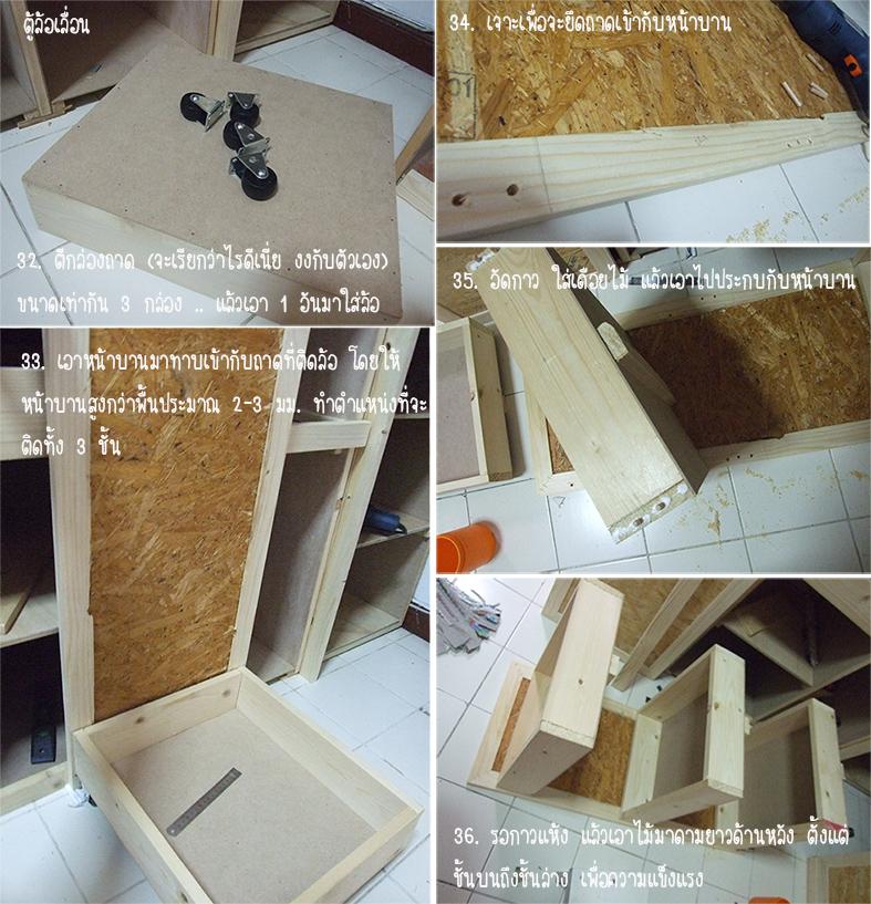 wooden counter bar diy review (23)
