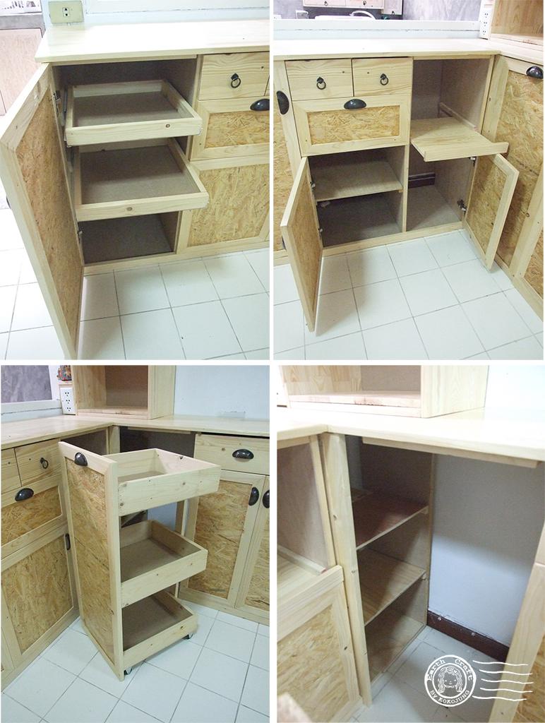 wooden counter bar diy review (5)