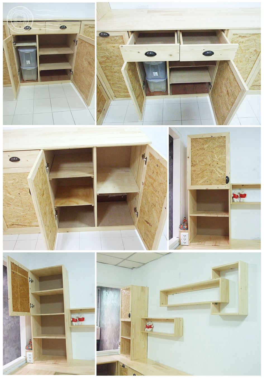 wooden counter bar diy review (6)