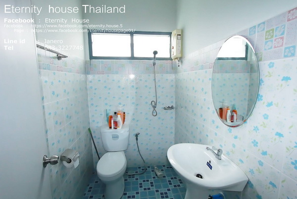 1 floor small blue house in 400k bht (8)