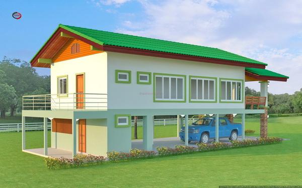1 half floor thai contemporary 3 bedroom house (6)