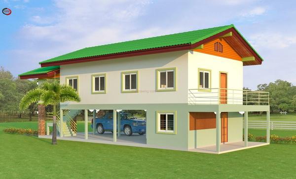 1 half floor thai contemporary 3 bedroom house (7)