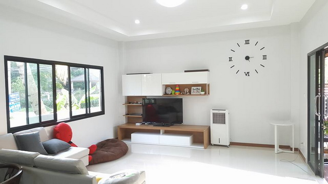 1.4m one storey single house review (5)
