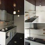 Review : ต่อเติมครัวหลังบ้านทาวน์เฮาส์ งบประมาณแสนนิดๆ เป็นยังไงลองมาดูกัน