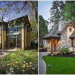 17 บ้านตัวอย่าง ไอเดียของบ้านไม้ สไตล์ท่อมหลังเล็ก น่ารัก อบอุ่น รับกับครอบครัวแรกเริ่ม