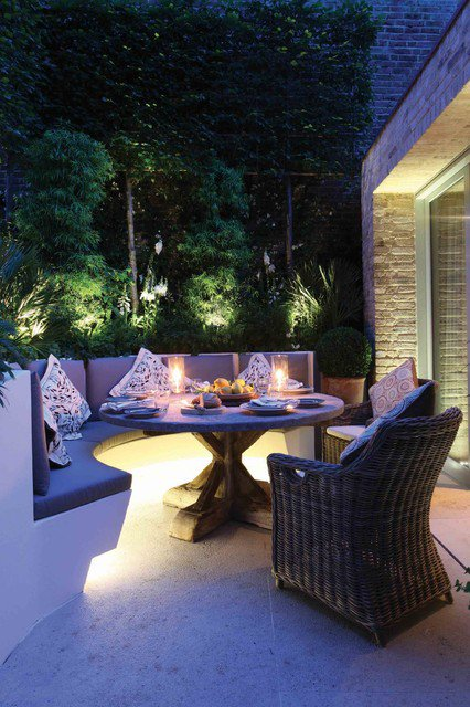 18 ideas gardens with terrace (10)