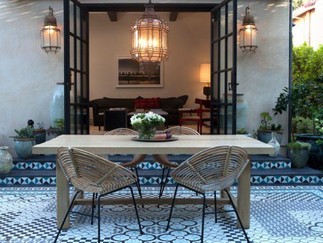 18 ideas gardens with terrace (11)