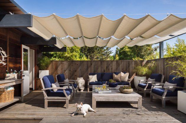 18 ideas gardens with terrace (12)