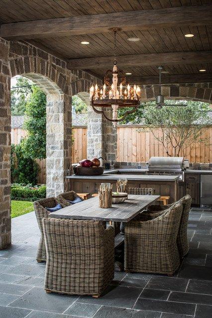 18 ideas gardens with terrace (13)