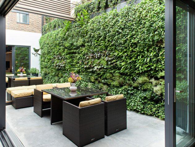 18 ideas gardens with terrace (14)