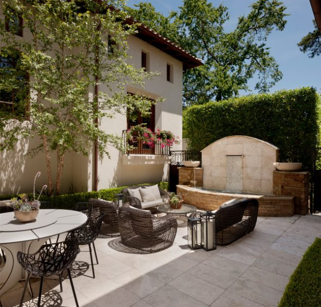 18 ideas gardens with terrace (15)