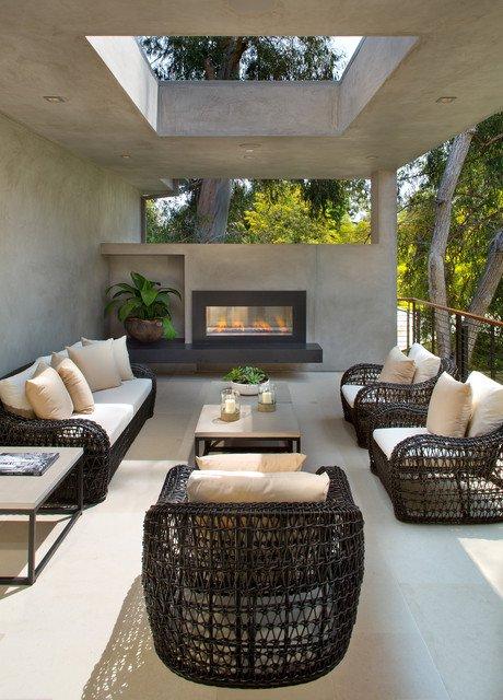 18 ideas gardens with terrace (17)