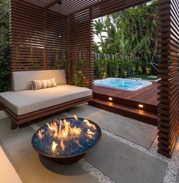 18 ideas gardens with terrace (18)