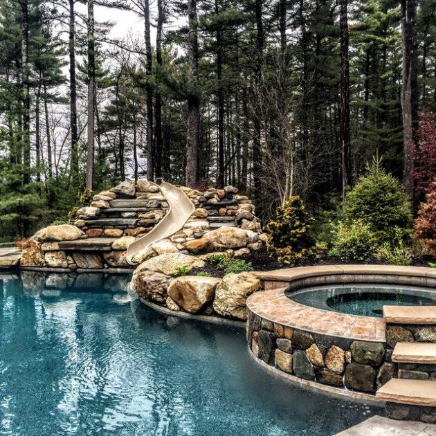 18 ideas gardens with terrace (2)