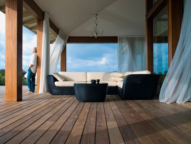 18 ideas gardens with terrace (5)
