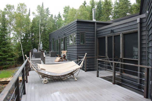 18 ideas gardens with terrace (7)
