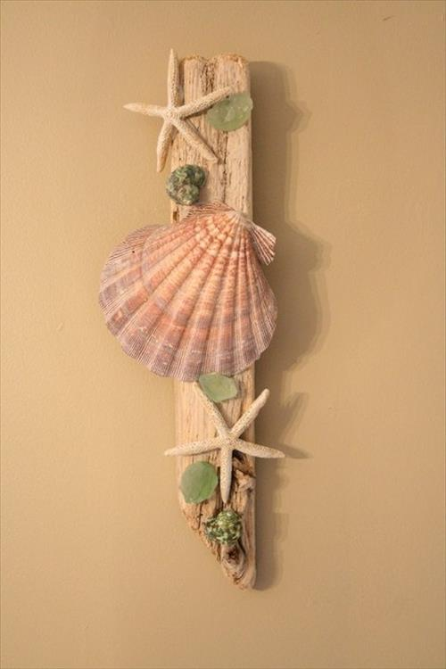 19-fascinating-diy-coastal-wall-decorations-driftwood (16)