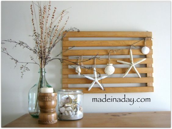 19-fascinating-diy-coastal-wall-decorations-driftwood (7)