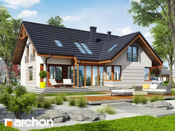 2 storey dreamy contemporary house (1)