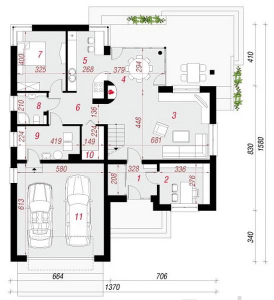 2 storey dreamy contemporary house (5)