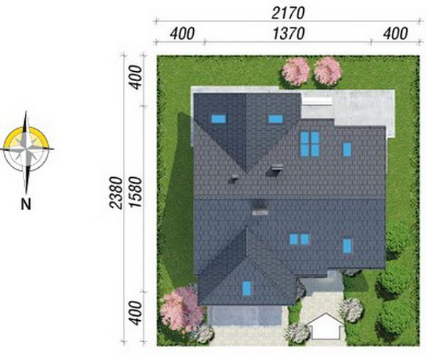 2 storey dreamy contemporary house (8)
