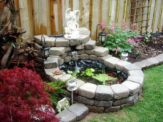 20 diy fish pond ideas (16)