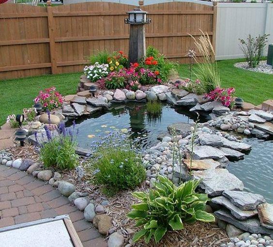 20 diy fish pond ideas (19)