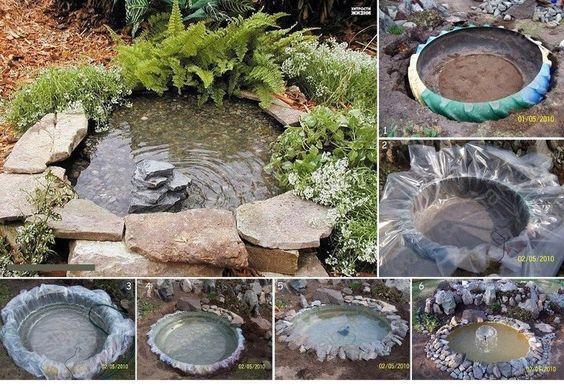 20 diy fish pond ideas (7)