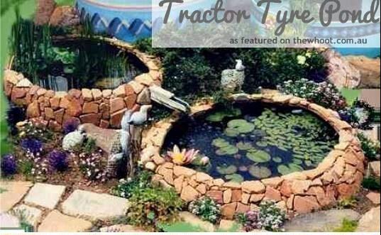 20 diy fish pond ideas (9)