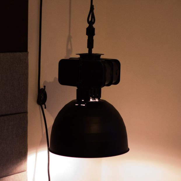 20 ideas lamp handmade designs industrial style (1)