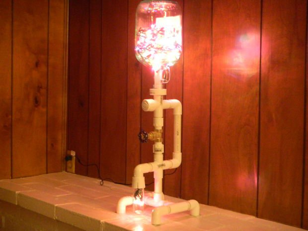 20 ideas lamp handmade designs industrial style (3)