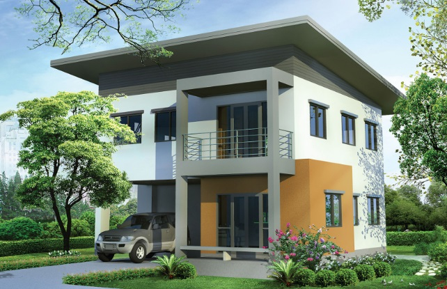 3 bedroom simple steady modern house (4)