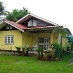 ปลูกบ้านหลังน้อยราคาเบาๆ เรียบง่ายและอบอุ่น ใช้งบไม่เกิน 400,000 บาท