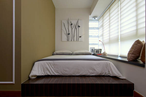 44 inspirational ideas for small bedroom (14)