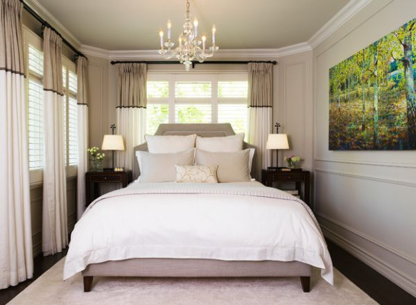 44 inspirational ideas for small bedroom (15)