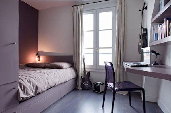 44 inspirational ideas for small bedroom (17)