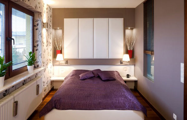 44 inspirational ideas for small bedroom (2)